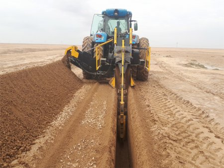 trencher DTR 160